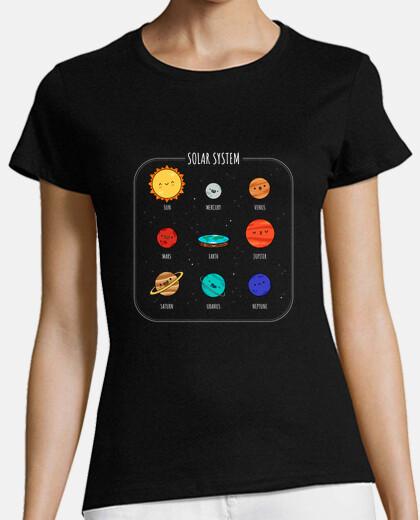 New Solar System Woman