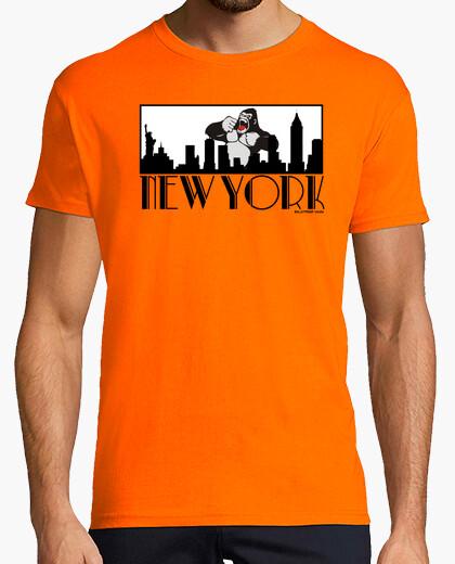 Tee-shirt New Yorilla