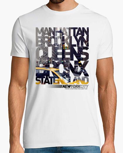 Camiseta New York City 2