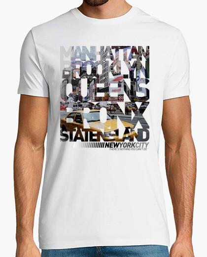 Camiseta New York City 4