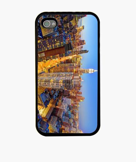 Funda iPhone New York City at night