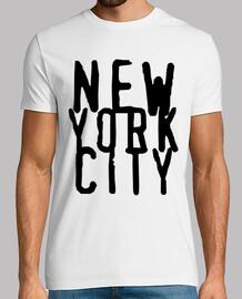 NEW YORK CITY CAMISETA BLANCA