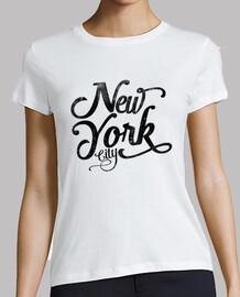 new york city typographie