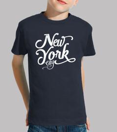new york city vintage bianco