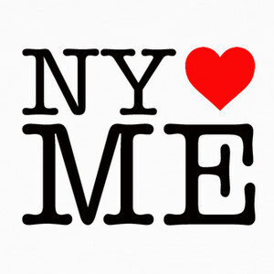 Tee-shirts New York Loves me