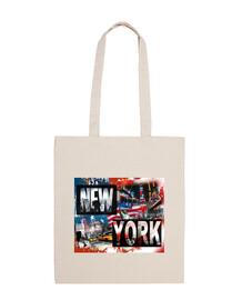 New York Mix bolsa
