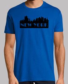 New York Skyline (États-Unis)