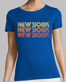 New York vintage verwendet