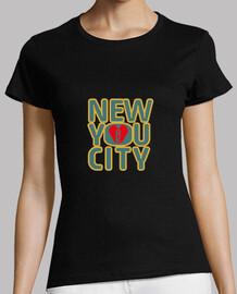 NEW YOU CITY HEART NEW YORK CITY CORAZO
