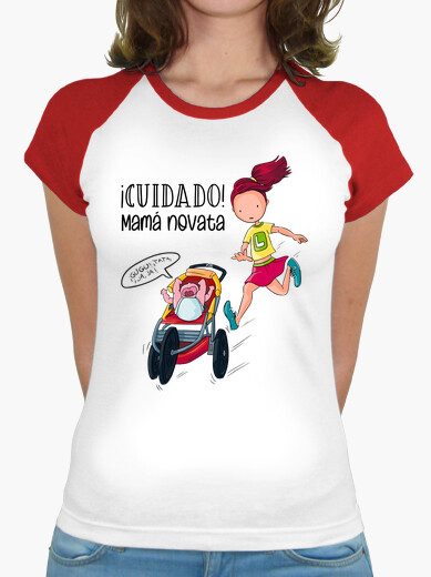 Newbie mom t-shirt