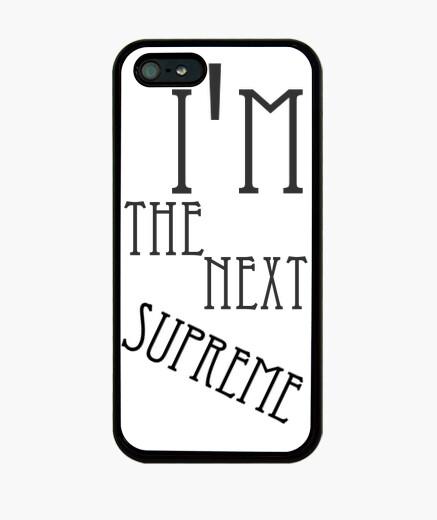 Next supreme american horror story ahs coven Funda iPhone 5 / 5s, negra