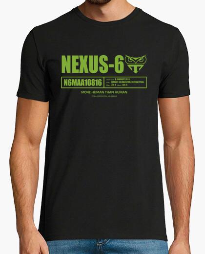 T-shirt nexus 6