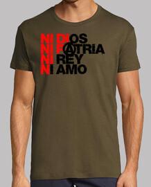 Ni Dios Patria Rey Amo Bandera CNT