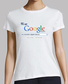 Ni en Google vas a encontrar a alguien como yo