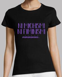 ni michismi ni fiminismi feminista
