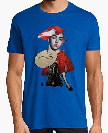 Camiseta Ni una menos