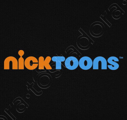 Camiseta Nicktoons.