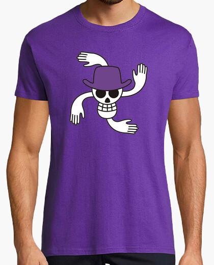 Camiseta Nico Robin PreTimeSkip - One Piece
