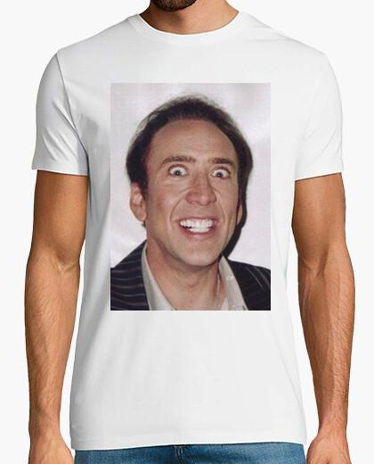 Camiseta Nicolas Cage Memes