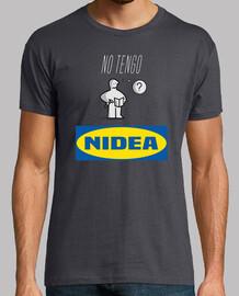 NIDEA - Letras Blancas