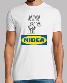 NIDEA - Letras negras
