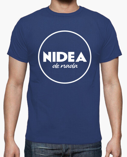 Nidea nothing t-shirt