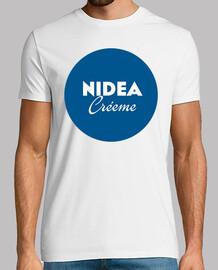 Nidea Redondo Créeme (Logo Nivea Creme)