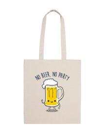 niente birra, nessun party