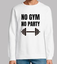 niente palestra nessuna party