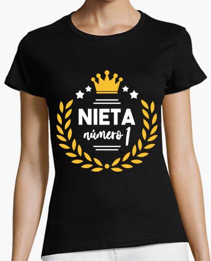 Camiseta Nieta Número 1