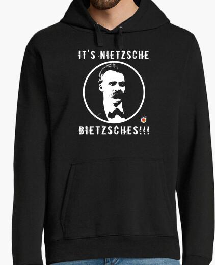 Nietzsche (boy and girl t) hoodie