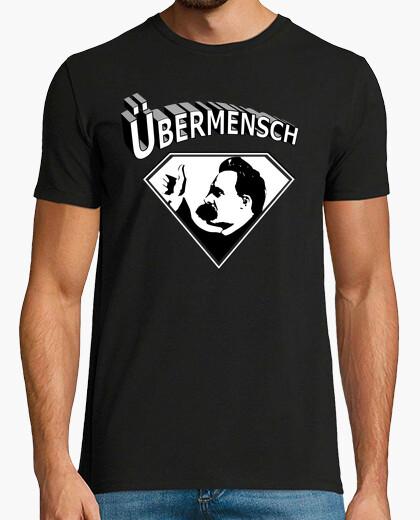 Camiseta Nietzsche Superhombre Ubermensch