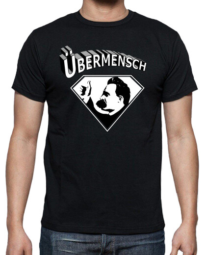 Open T-shirts in german