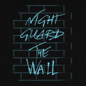 Camisetas Night guard the wall