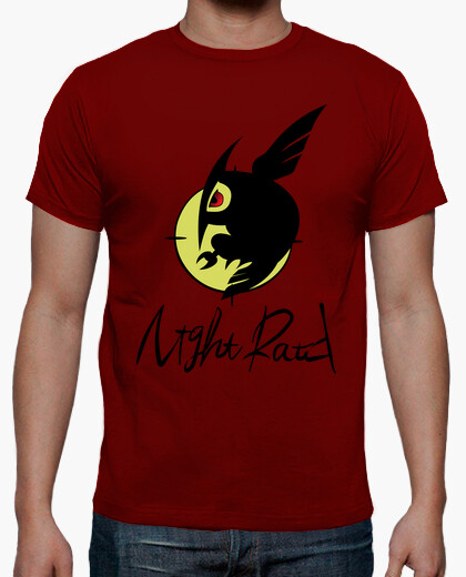Camiseta Night Raid Logo