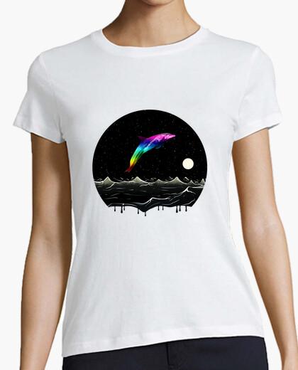 Camiseta Night Swimming