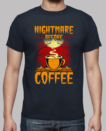 Nightmare Before Coffee Halloween