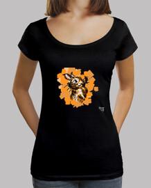niglio - negro camiseta
