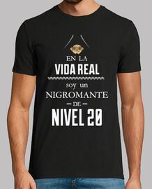 Nigromante de Nivel 20
