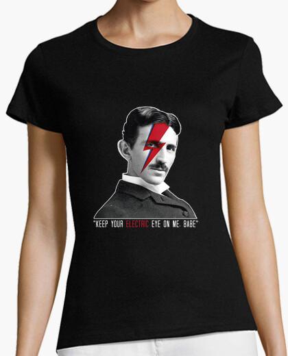 Camiseta Nikola Bowie