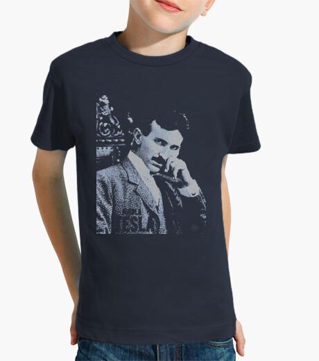 Ropa infantil Nikola Tesla