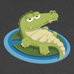 T-shirt Nilo el cocodrilo