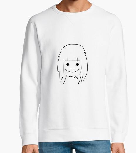 Sudadera {niña marmota} — white sweatshirt