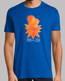nine-tailed hero - man t-shirt