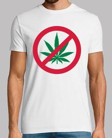 ninguna prohibición de la marihuana