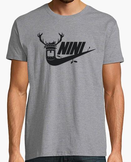 Tee-shirt nini athletics
