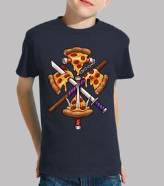 ninja de pizza