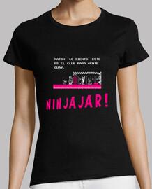 Ninjajar Club Chica