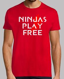 Ninjas play free Warframe