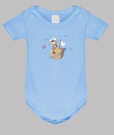 Niño astronauta